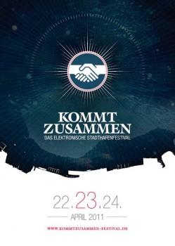 Kommt Zusammen Festival 2011