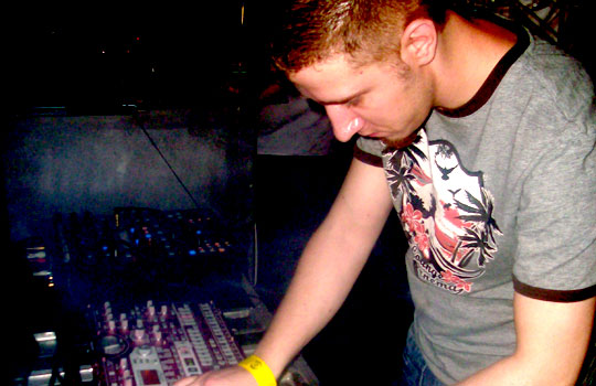 Tino Boa Techno DJ-Mix und Set September 2012